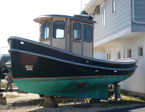 Harbor Tugs for Sale http://bevgray.com/my/tugs-for-sale.htm