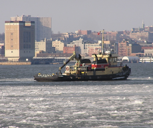 The Tugboat Mystery