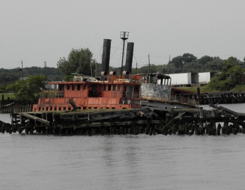 Newburgh To Staten Island Snug Harbor