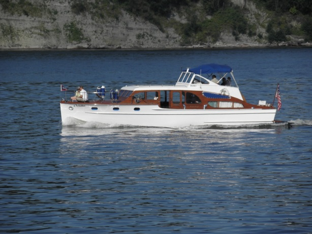 plans for wooden powerboats