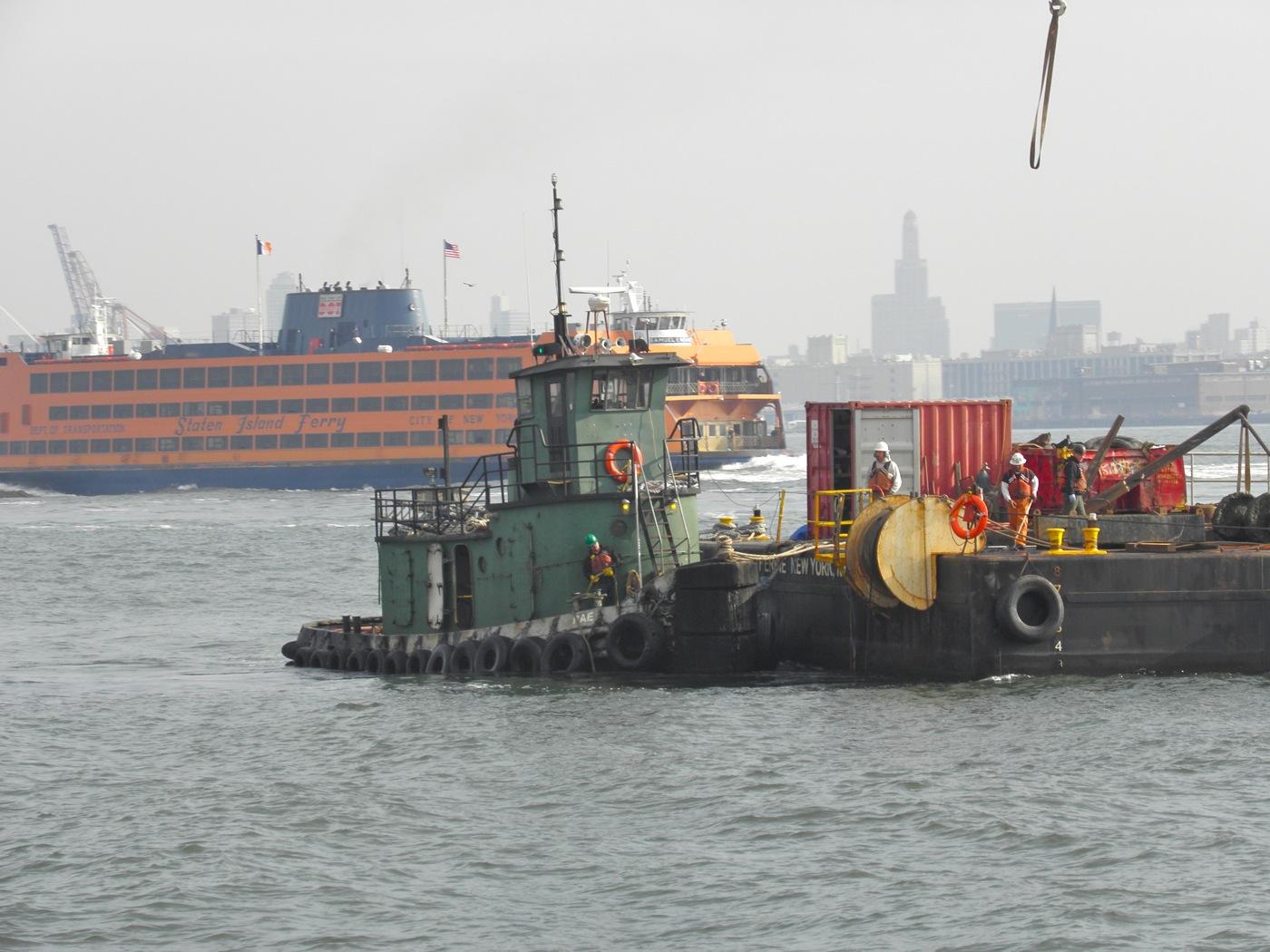 Great Lakes Dredge Dock Corporation Staten Island