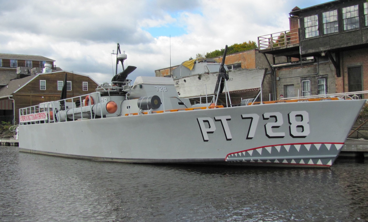 Pt Boats Tugster A Waterblog