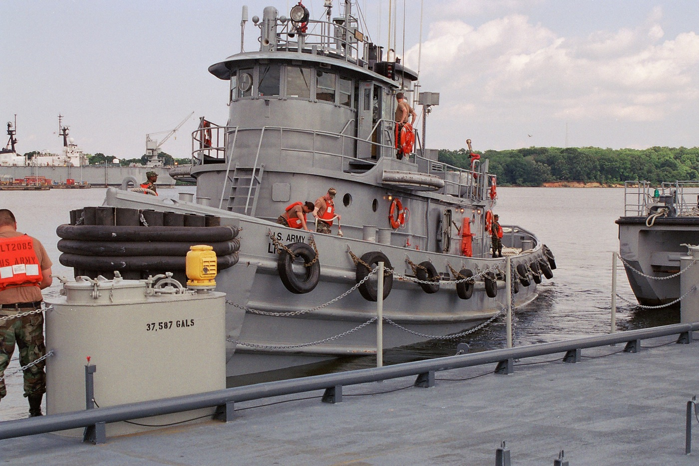 U.s Military Transport Vehicles Army tugs | tugster: a...