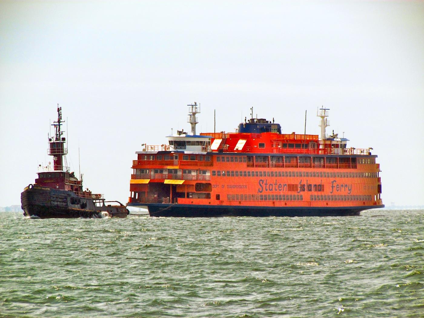 Staten Island Towing Staten Island Ny