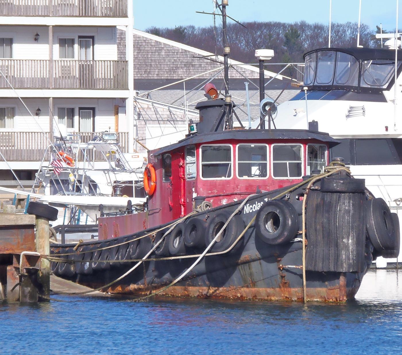 Western sea fishing tugster a waterblog for City island fishing