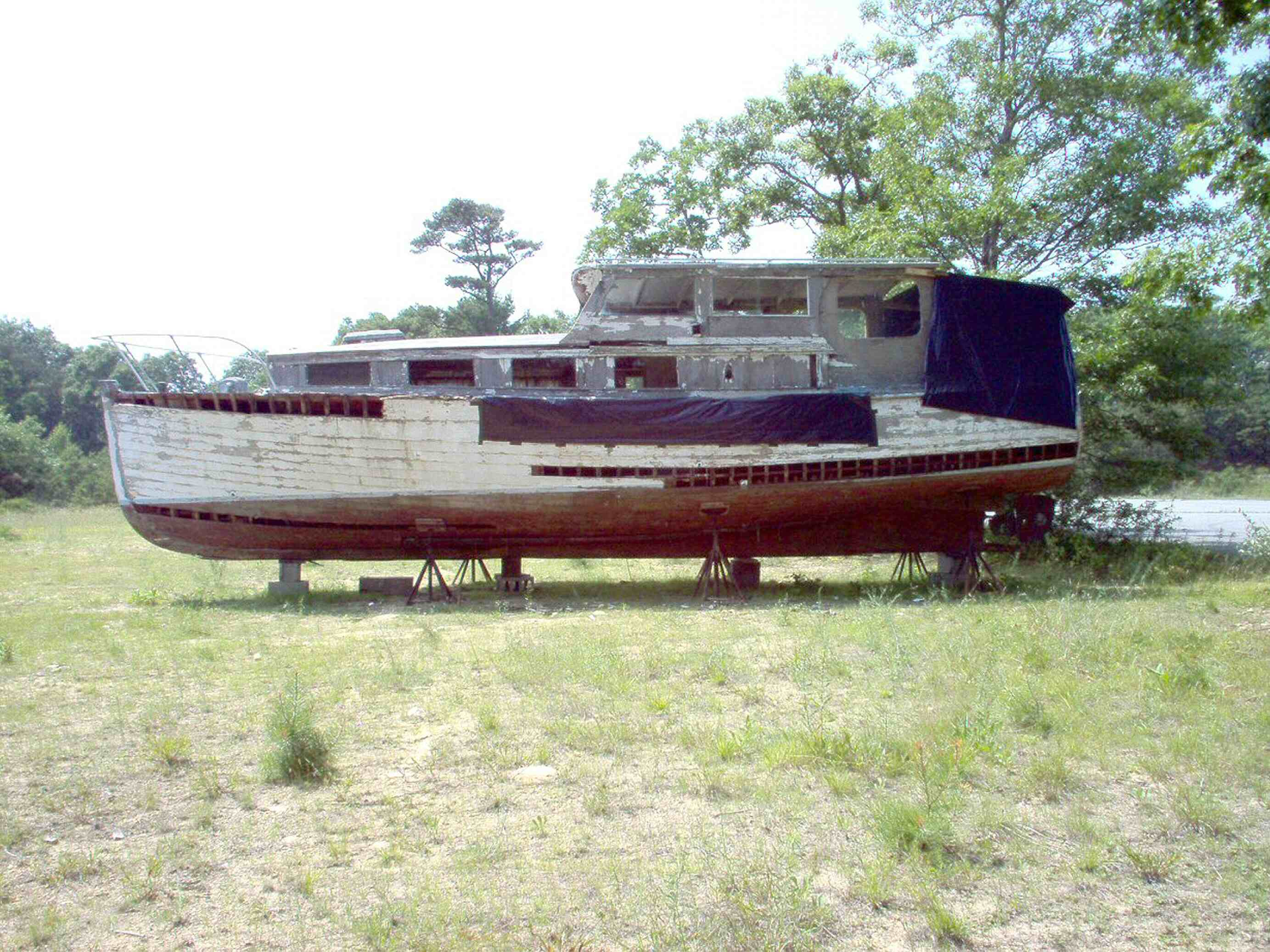 Project Wooden Boats For Sale