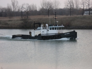 HHMisner light tug upbnd to L2