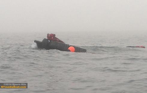 20140115_Mayday Sea Lion Rescue New York Media Boat 1200wm