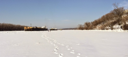 3 Barges Panorama