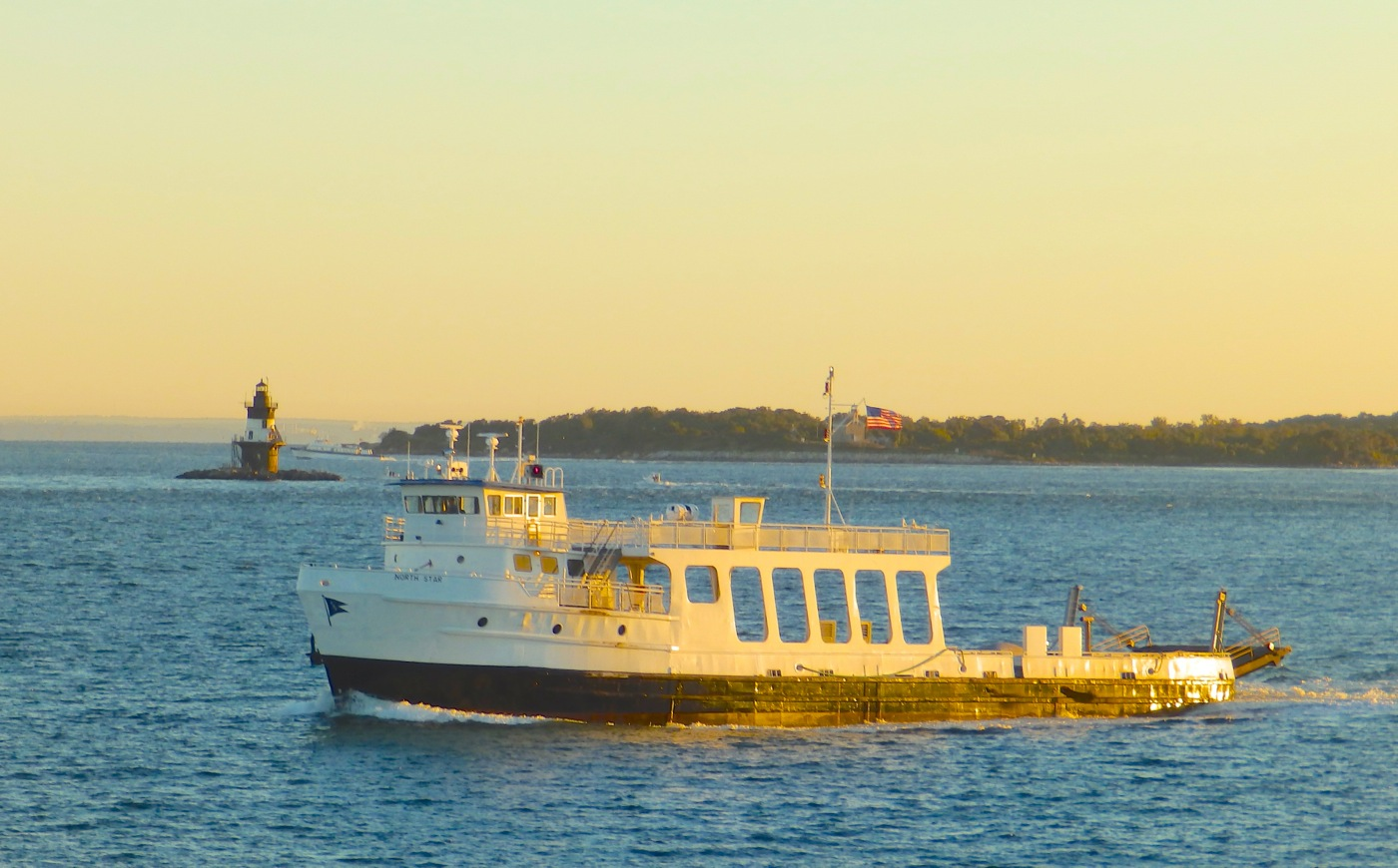 Orient Point Block Island Ferry