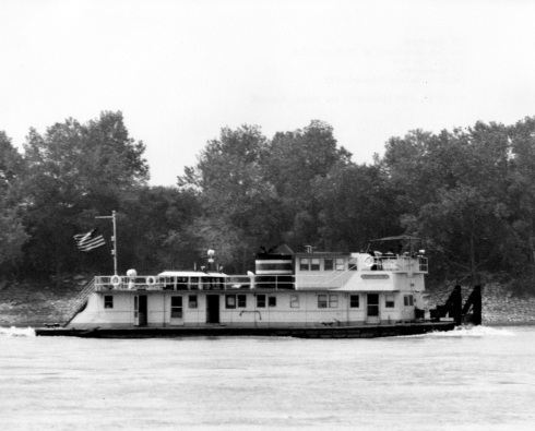 4 Chartiers For Tugster Use Only Boat Photo Museum 872
