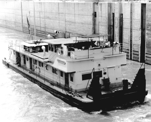 5 Chartiers For Tugster Use Only Boat Photo Museum 873