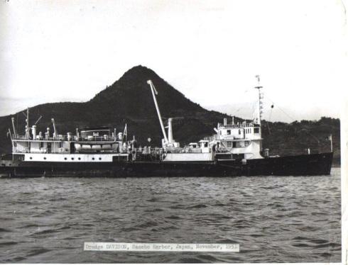 0abdrgDavidson Sasebo JapanNov1951
