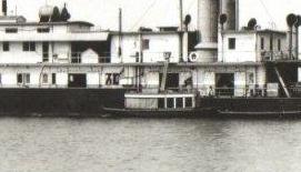 0achs3Dredge Bernard Tampa Florida - 1924