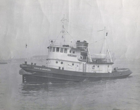1USACE TUG WILMINGTON - FIXED