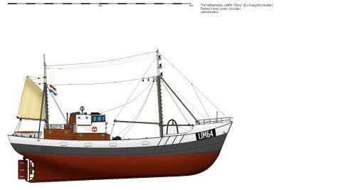 av3Kotter IJM64 Rony Ex-Kriegsfischkutter Shaded version