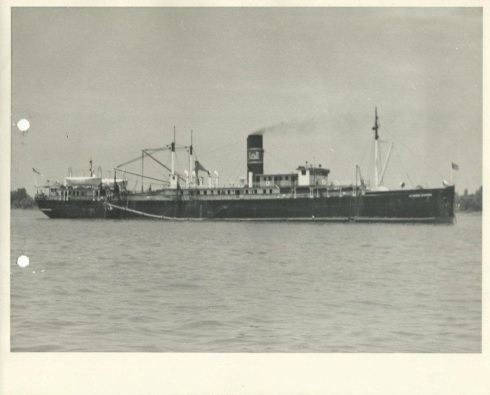 br8USACE DREDGE RARITAN BUILT 1908-2