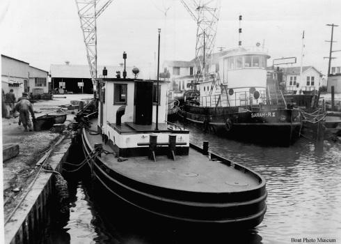 fb1Sarah R II (Boat Photo Museum)