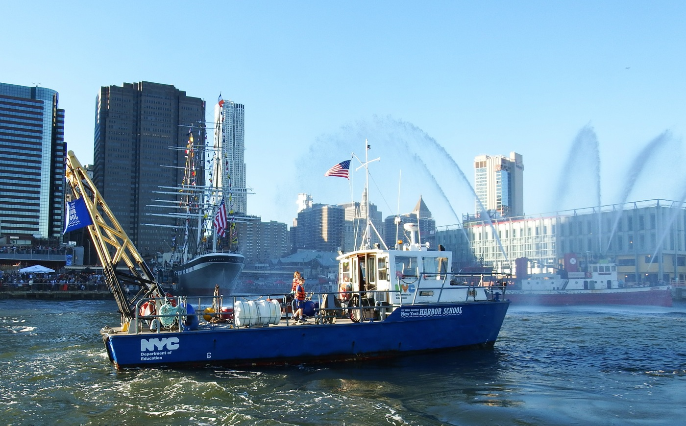 Privateer Tugster A Waterblog