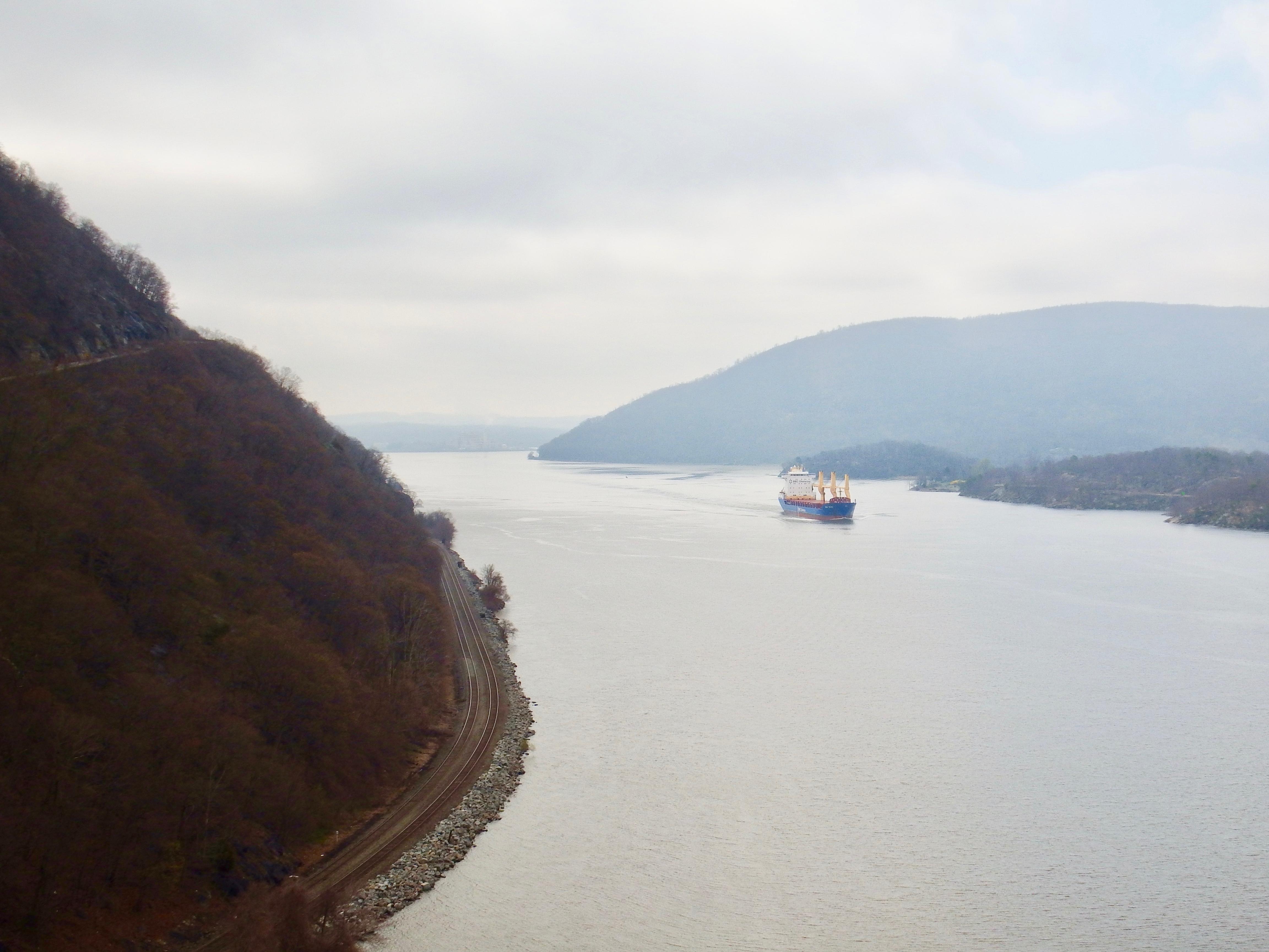 Iona Island Hudson River Ny