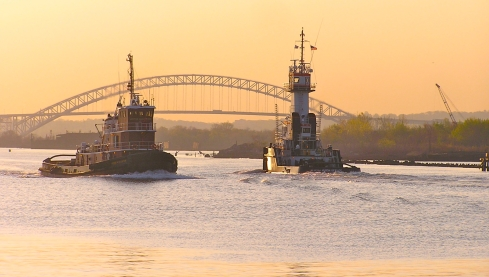 bridge   tugster: a waterblog